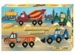 3123 - Construction Vehicles Large Gift Set