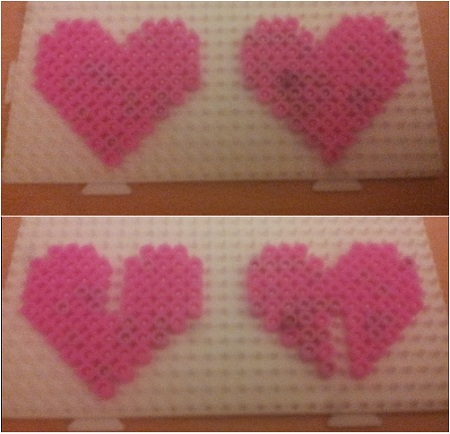 how to make hama beads 3d