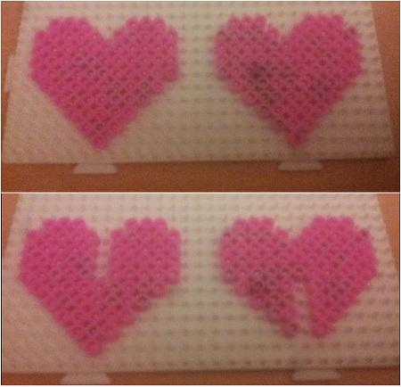 3D Patterns Hama Bead