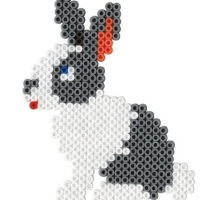 Rabbit from cute pets pack 3128