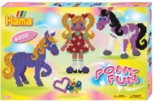 3018 - Pony Fun Giant Gift Set