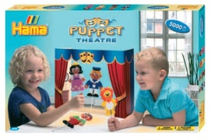 3029 - Puppet Theatre Giant Gift Set