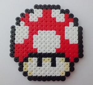 Mario - Mushroom - 400