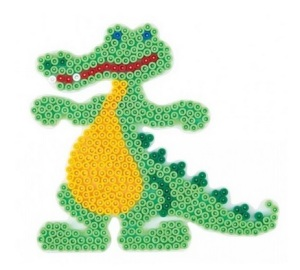 Crocodile Peg Board Designs