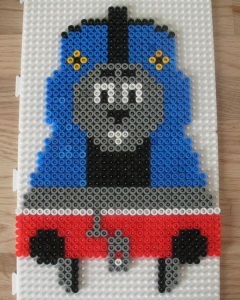 Thomas Hama Bead Pattern