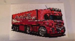 Coca Cola Christmas Lorry
