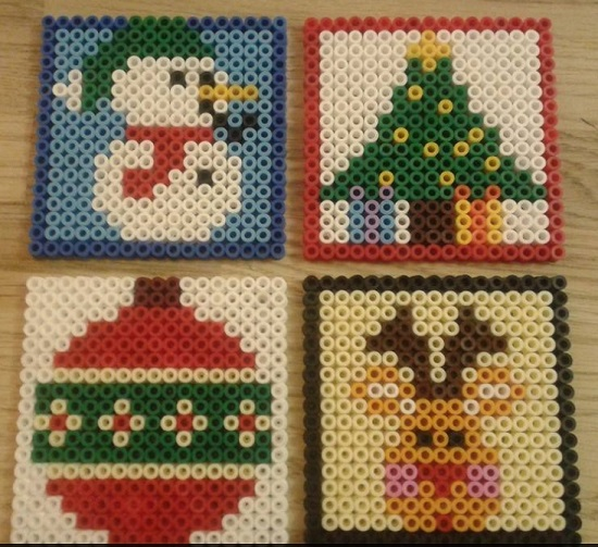 Christmas Patterns | Hama Bead Patterns
